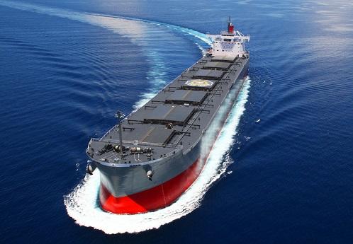 """常石造船海外集团公司TSUNEISHI HEAVY INDUSTRIES (CEBU), Inc,总计建成、交付了""""卡姆萨型散装货物船""""系列船的第181艘船舶"""