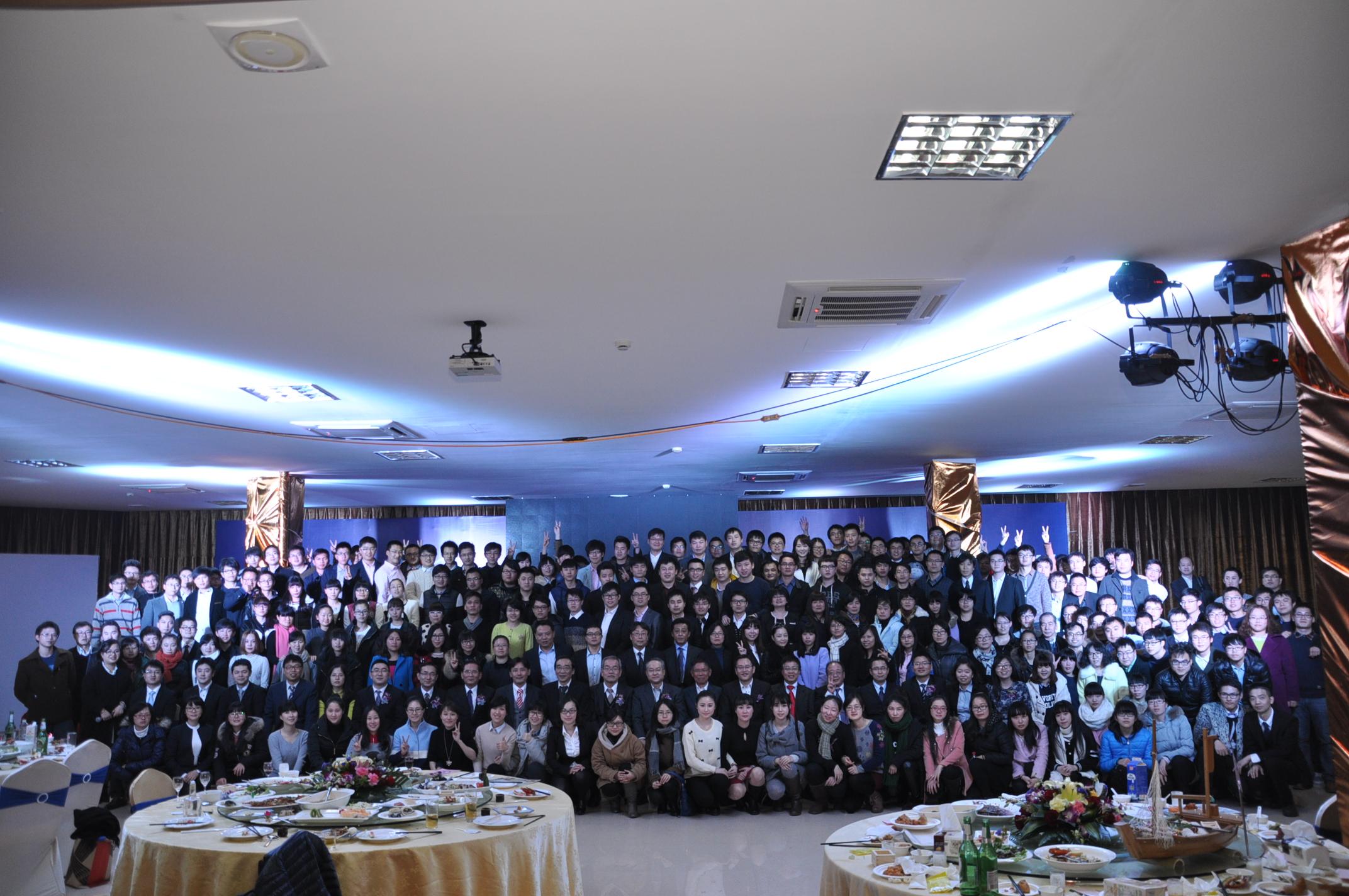 放眼未来,迎接挑战~常石(上海)船舶設計有限公司成立10周年纪念庆典仪式~