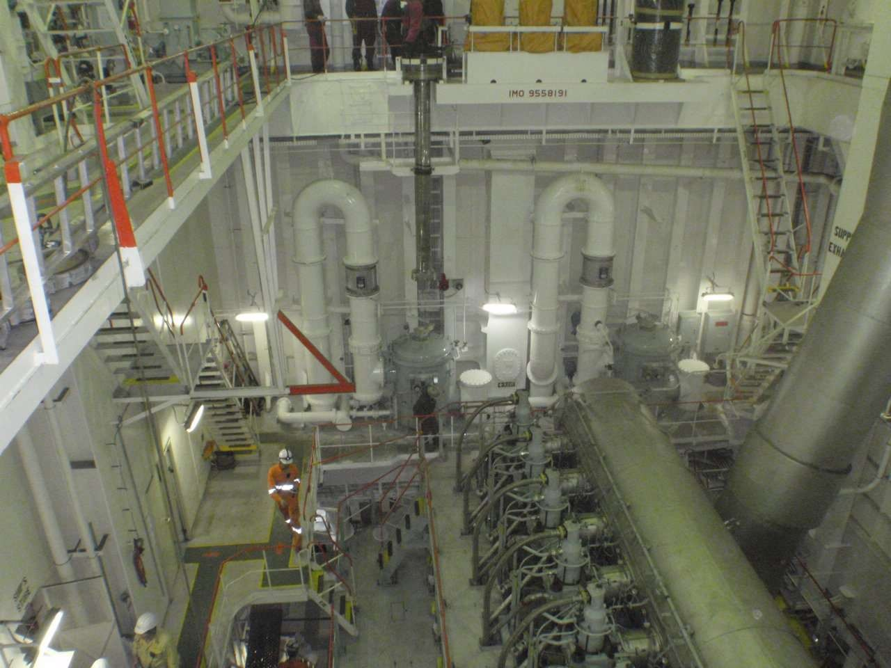 常石造船,首次进行压舱水处理装置安装改造工程 ~在好望角型散装货船上安装压舱水处理装置