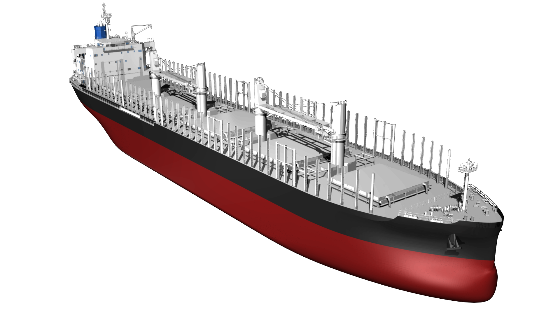 日本国内船东首次订购常石造船新开发的38,300吨级木材及散货船TESS38