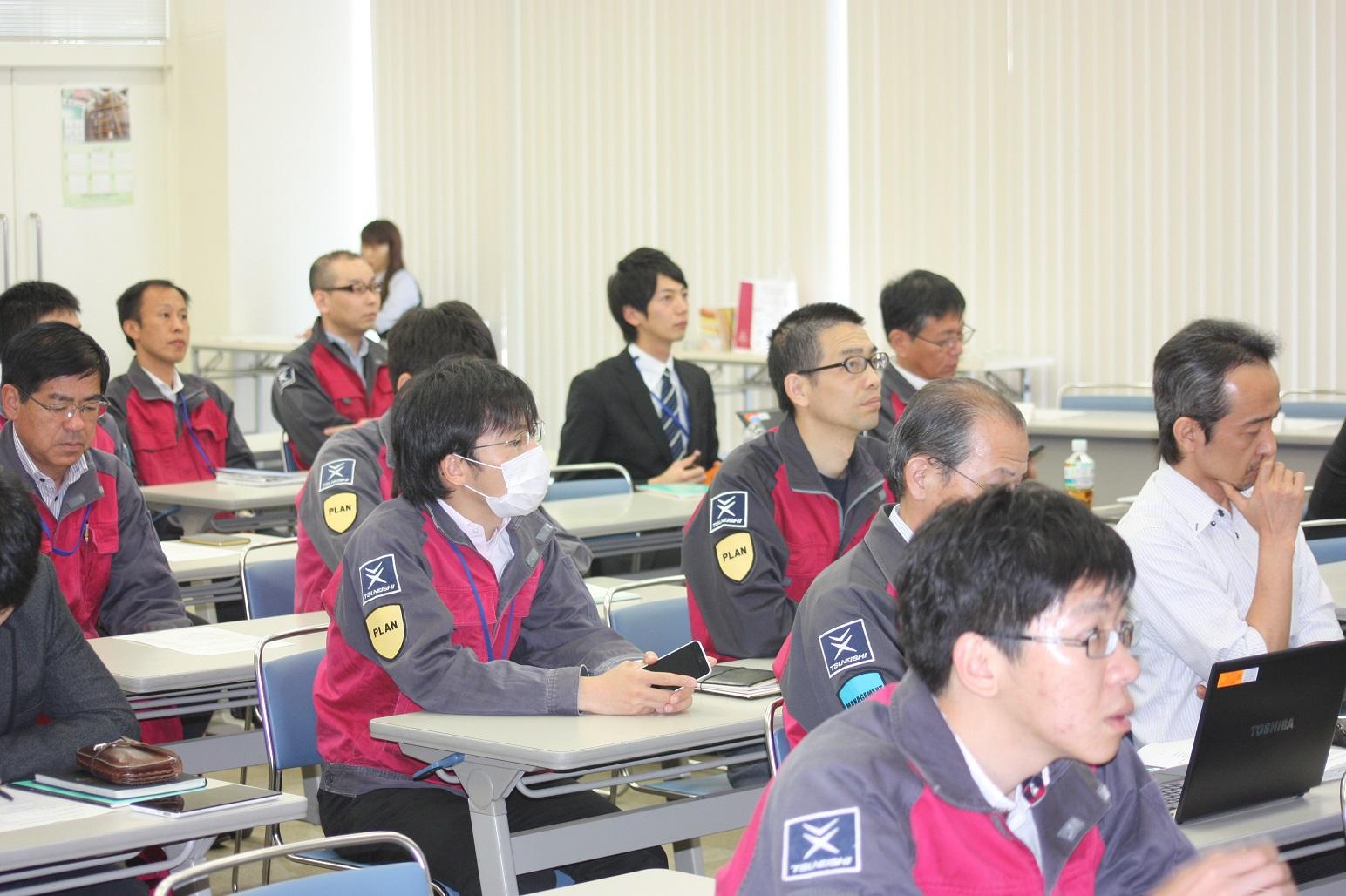 常石造船举办与广岛大学共同研究成果发布会~题目包括降低机械室内噪音,优化船员工作环境等