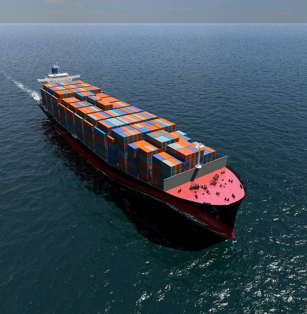 常石集团(舟山)造船有限公司 首获新船型2700TEU集装箱运输船订单 扩大了应对常石造船产品种类