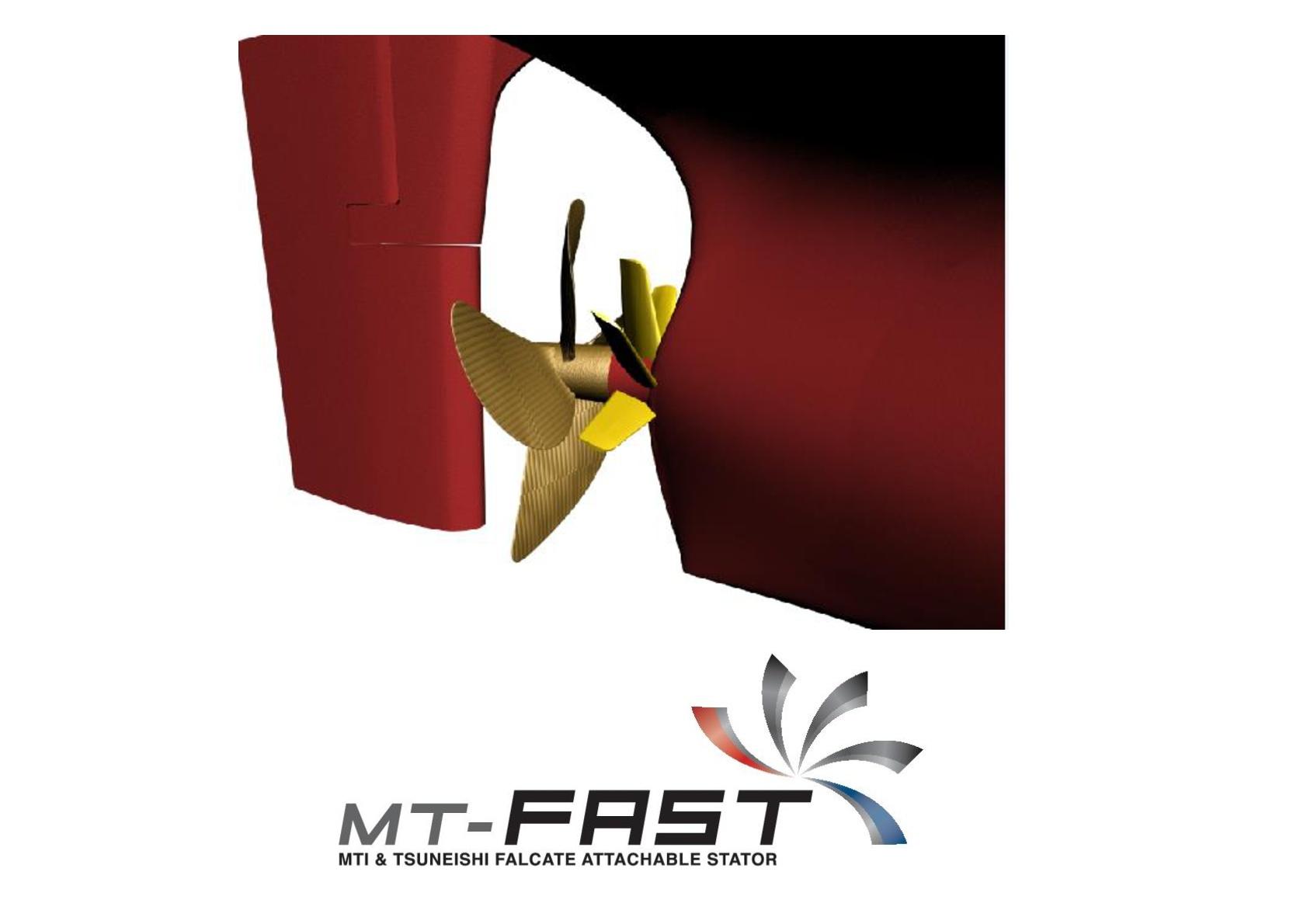 """安装了船体节能附加装置""""MT-FAST""""的船舶突破500艘 ~该装置由常石造船和日本邮船集团子公司株式会社MTI共同开发~"""