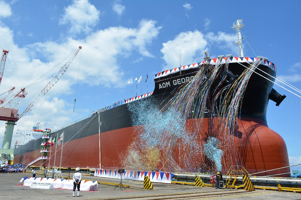 SC198`s Naming&Delivery Ceremony