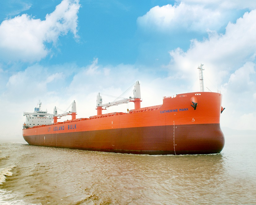"Tsuneishi Group (ZHOUSHAN) Shipbuilding Inc., an Overseas Group Company of Tsuneishi Shipbuilding, Completes and Delivers the Group's 149th ""TESS58"" Bulk Carrier"