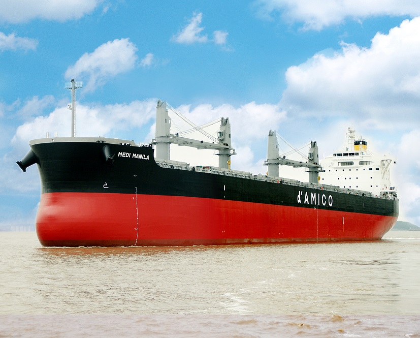 "Tsuneishi Group (ZHOUSHAN) Shipbuilding Inc., an Overseas Group Company of Tsuneishi Shipbuilding, Completes and Delivers the Group's 151st ""TESS58"" Bulk Carrier"