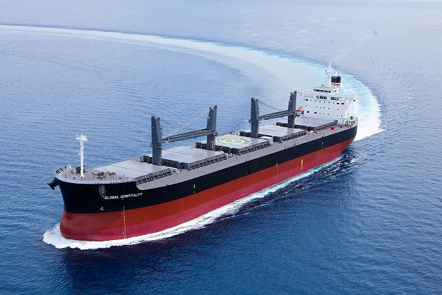 "Tsuneishi Heavy Industries (Cebu), Inc., an Overseas Group Company of Tsuneishi Shipbuilding, Completes and Delivers the Group's 152nd ""TESS58"" Bulk Carrier"
