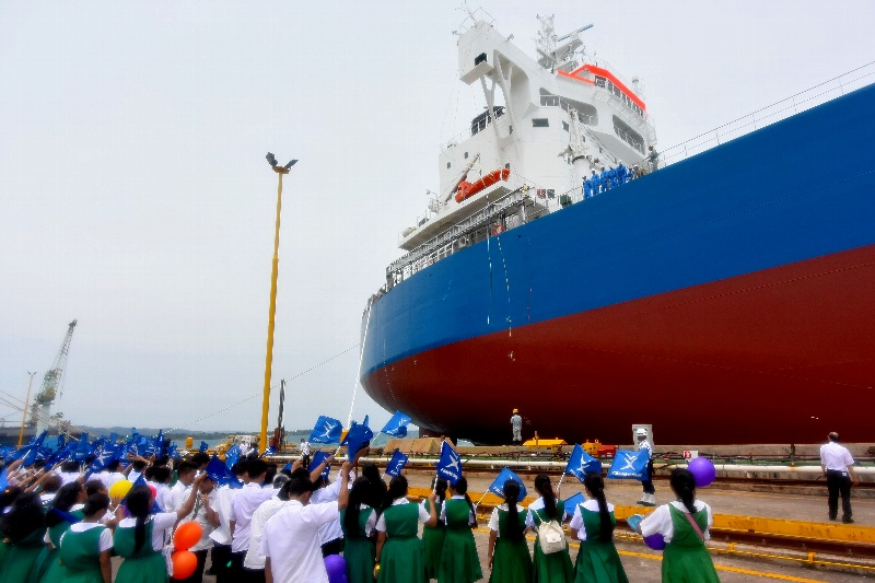 NORD PLUTO′ s Naming & Delivery Ceremony