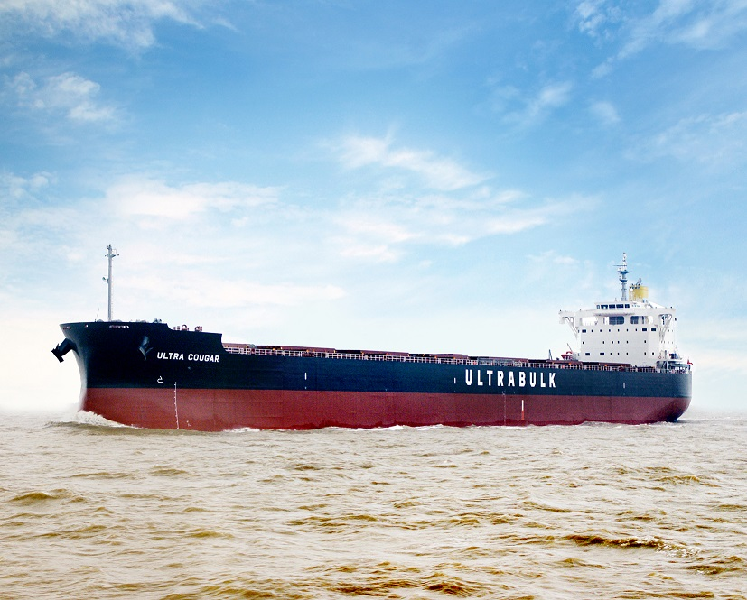"Delivered the Group's 212th ""KAMSARMAX"" Bulk Carrier~TSUNEISHI GROUP (ZHOUSHAN) SHIPBUILDING, Inc. in China"