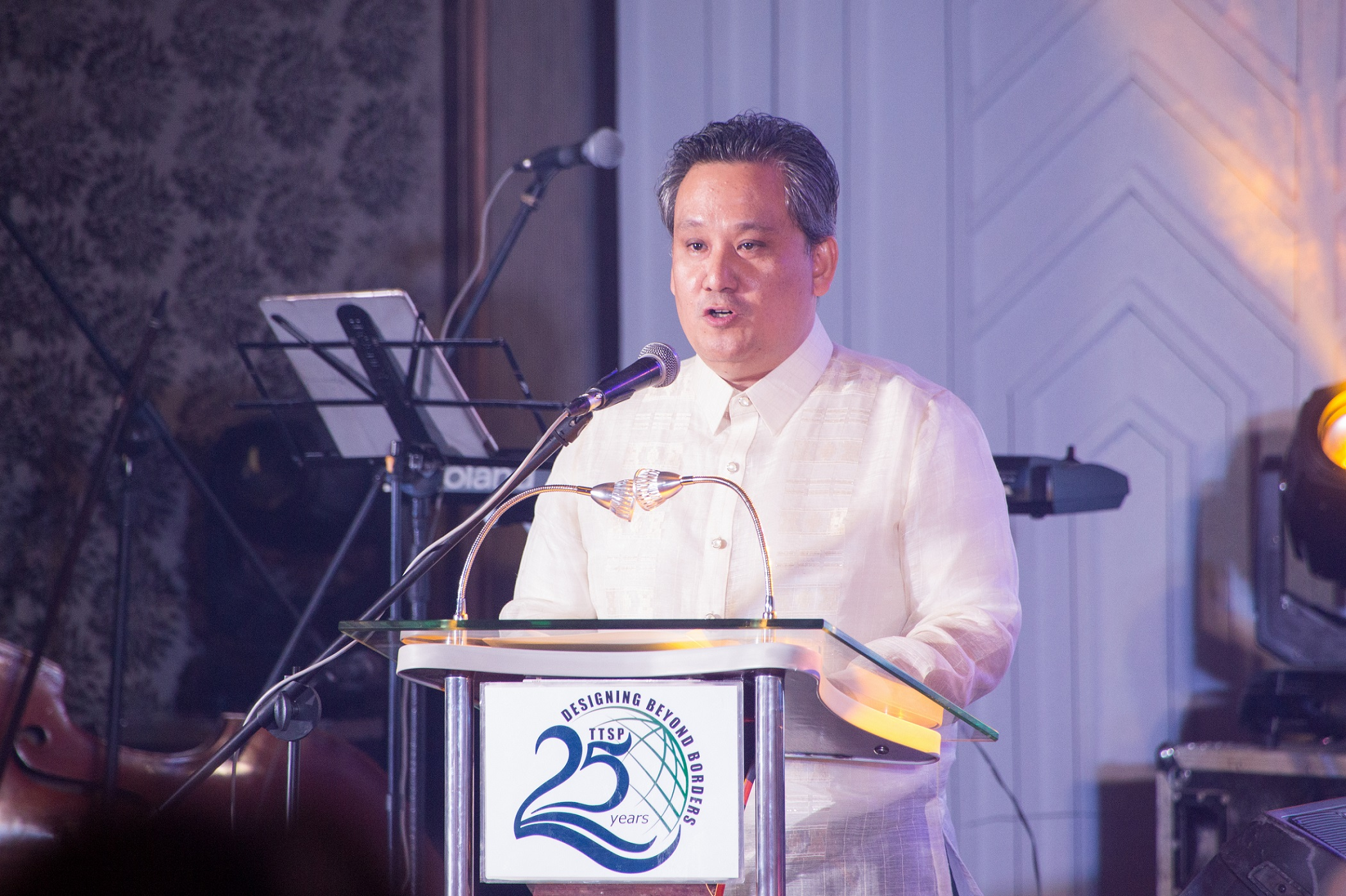 TSUNEISHI TECHNICAL SERVICES (PHILS.), Inc., the Design Centre in the Philippines, Holds a Ceremony to Celebrate its 25th Anniversary