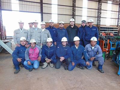 常石鉄工 パラグアイの常石グループ造船拠点で機関艤装事業を開始 TSUNEISHI PARAGUAY IRON WORKS S.R.L.設立