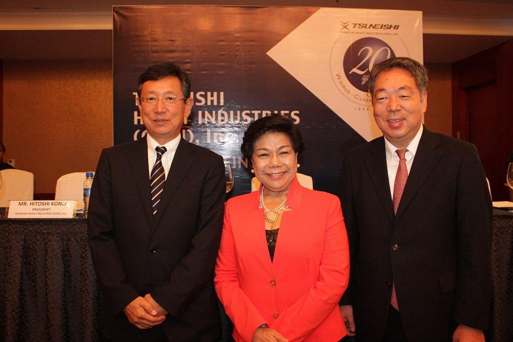フィリピンにおける造船業をリードしてきたTSUNEISHI HEAVY INDUSTRIES (CEBU), Inc.が設立から20周年~アジアを代表する造船所として技術と品質を追求していきます