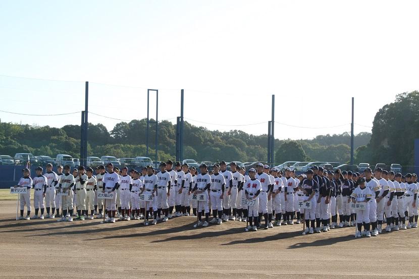 第8回ツネイシホールディングス旗野球大会および野球教室を開催