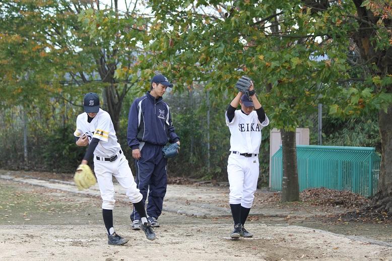 野球教室(投手)
