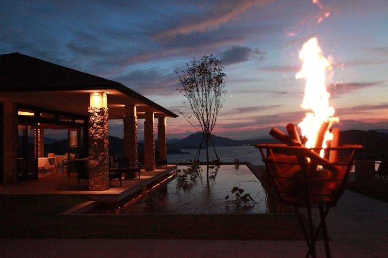 2014年ラストはロマンチックな瀬戸内リゾートで最高の時間を…─ベラビスタ境ガ浜 SADENN(サデン)12月メニュー