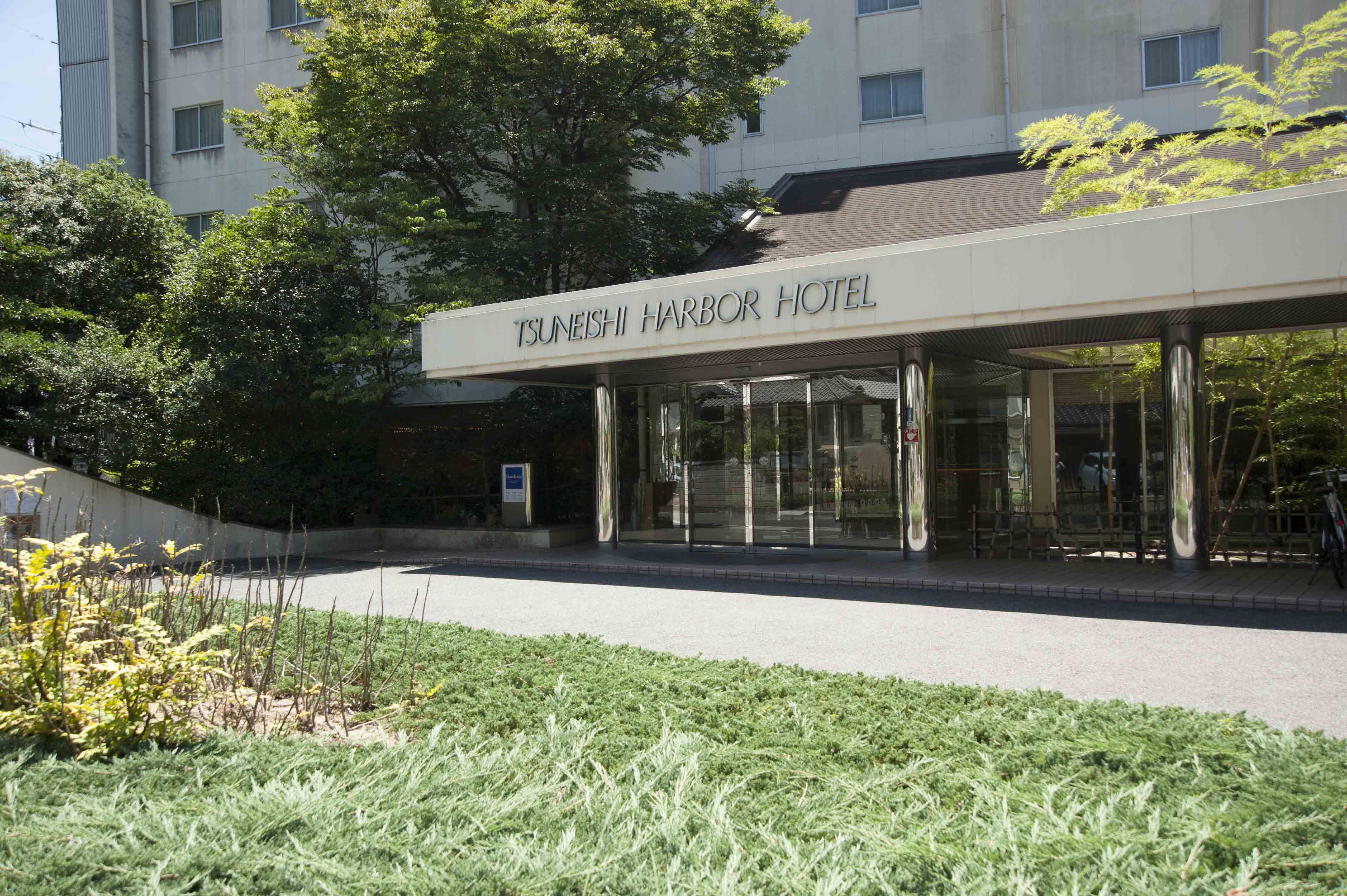 ビジネスホテルに利用される「常石ハーバーホテル」