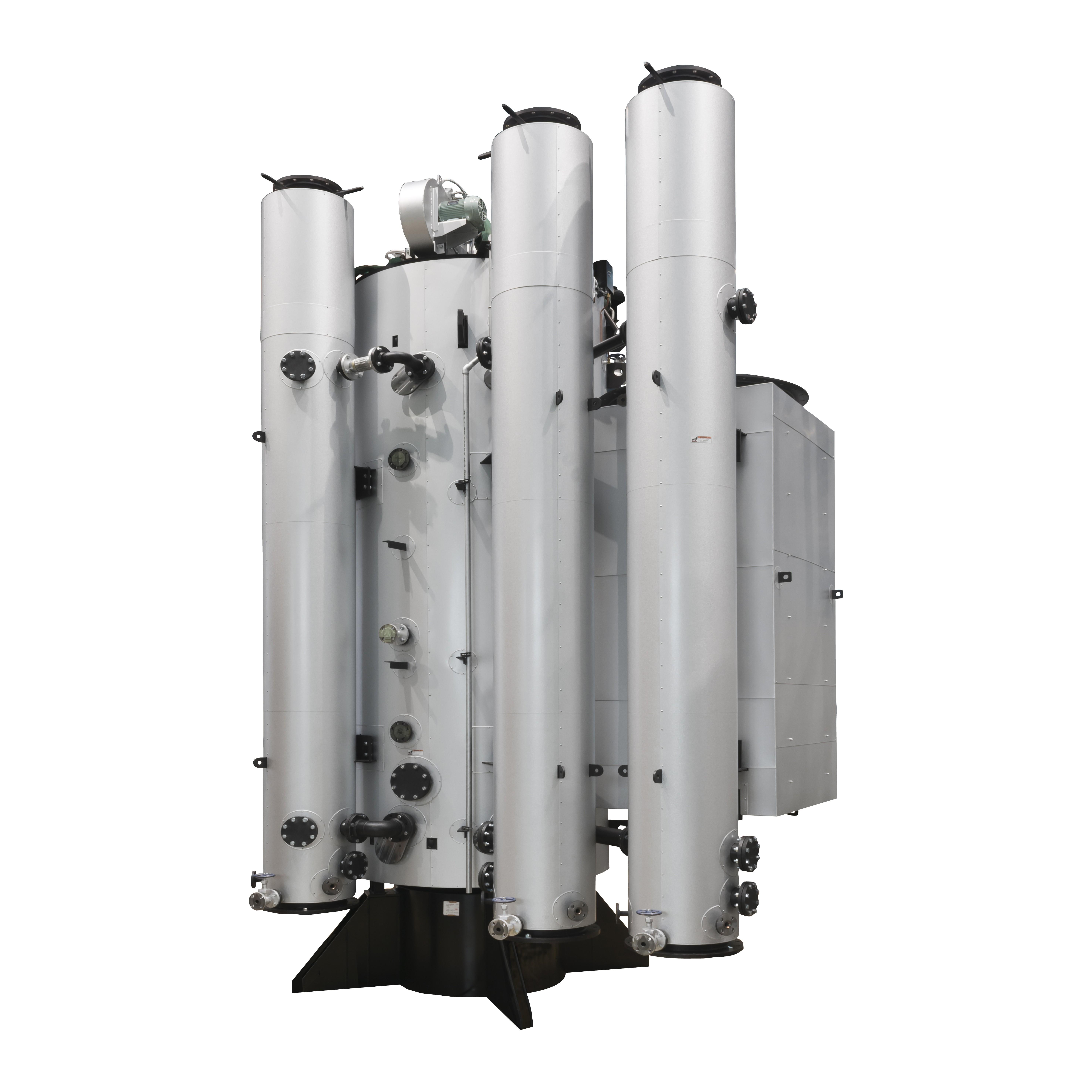 三浦工業と常石造船が共同開発した舶用外付け「補機熱回収ユニット」が特許を取得