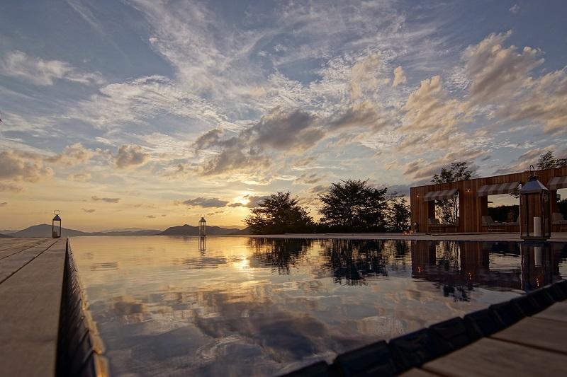 心ときめく瀬戸内海の夕景を望む特等席…愛する人と過ごす、ベラビスタ境ガ浜のイタリアン早春メニュー