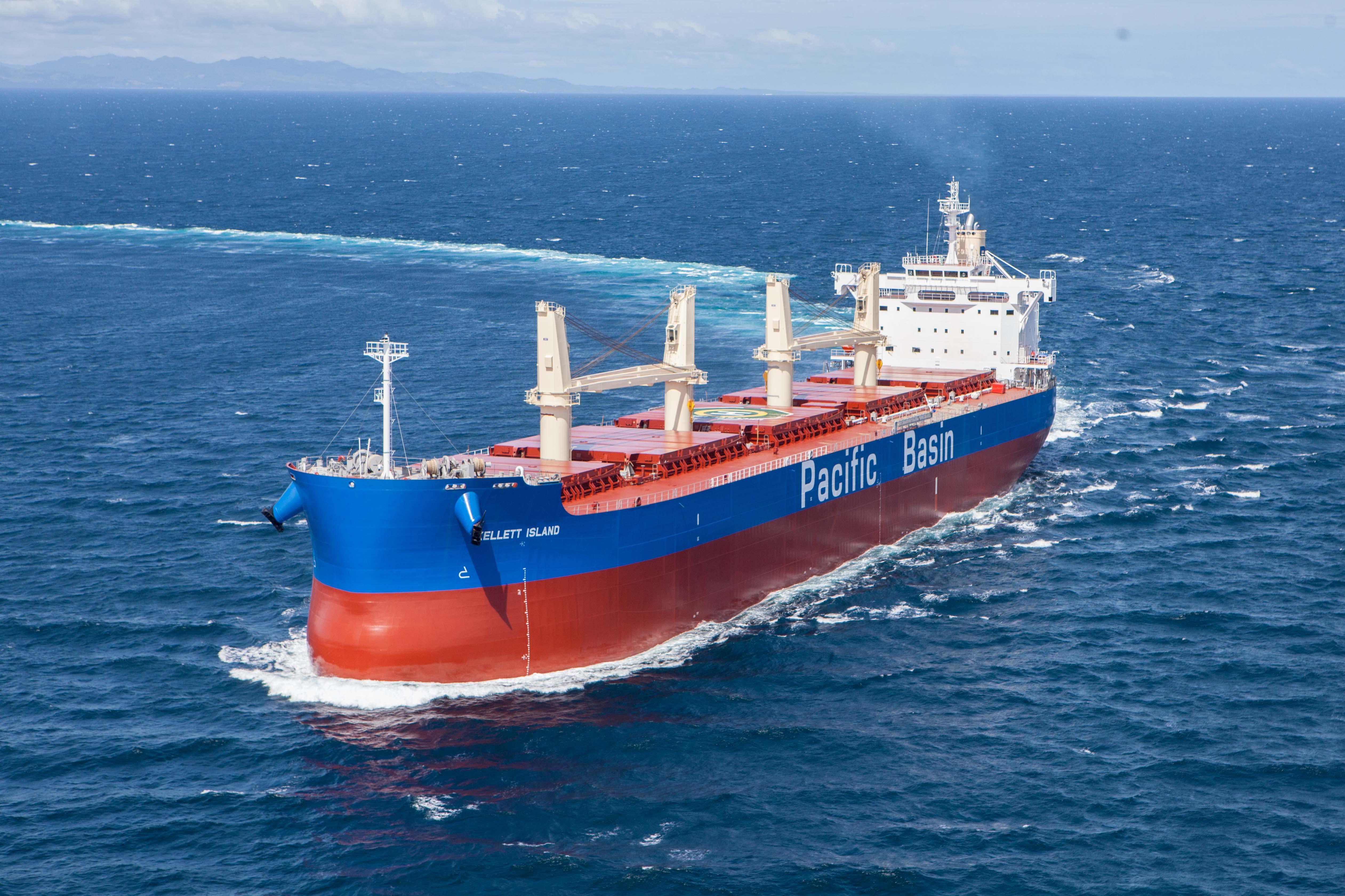 """ばら積み貨物船""""TESS58""""グループ通算156隻目を竣工・引渡~常石造船のフィリピンのグループ会社、ツネイシ・ヘビー・インダストリーズ・セブ"""