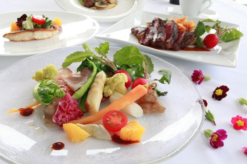自然の恵みいっぱいの鮮やかな野菜(イメージ)