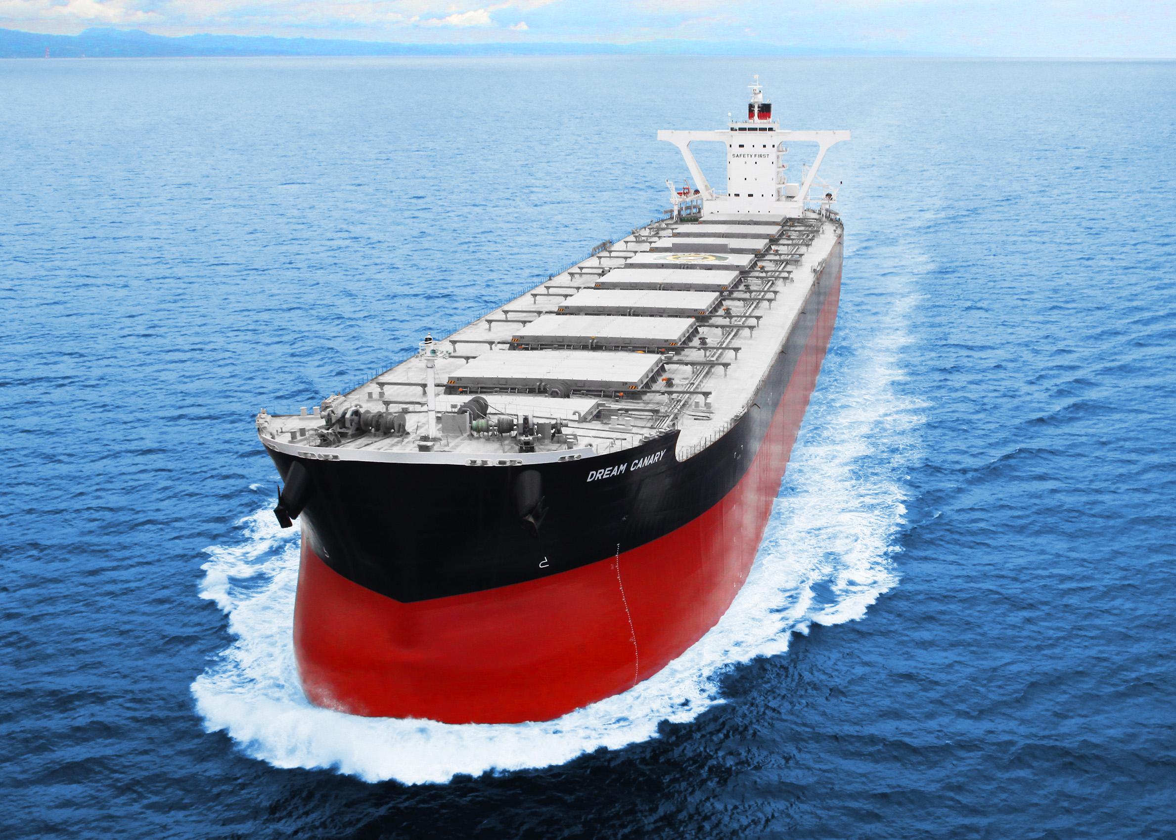"""18万トン型ばら積み貨物船""""T−CORE180""""グループ通算19隻目を竣工・引渡~常石造船のフィリピンのグループ会社、ツネイシ・ヘビー・インダストリーズ・セブ"""
