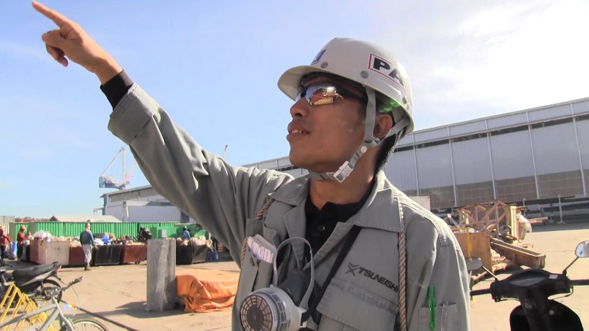 6月1日(月)夜8時30分、常石造船がNHK BS1チャンネル「奮闘!日本人 ~エキサイト・アジア~」番組で紹介されます