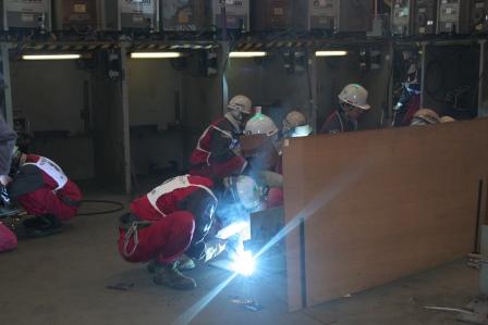 常石造船 国内外の工場で造船の技を競う「常石技能オリンピック」を開催