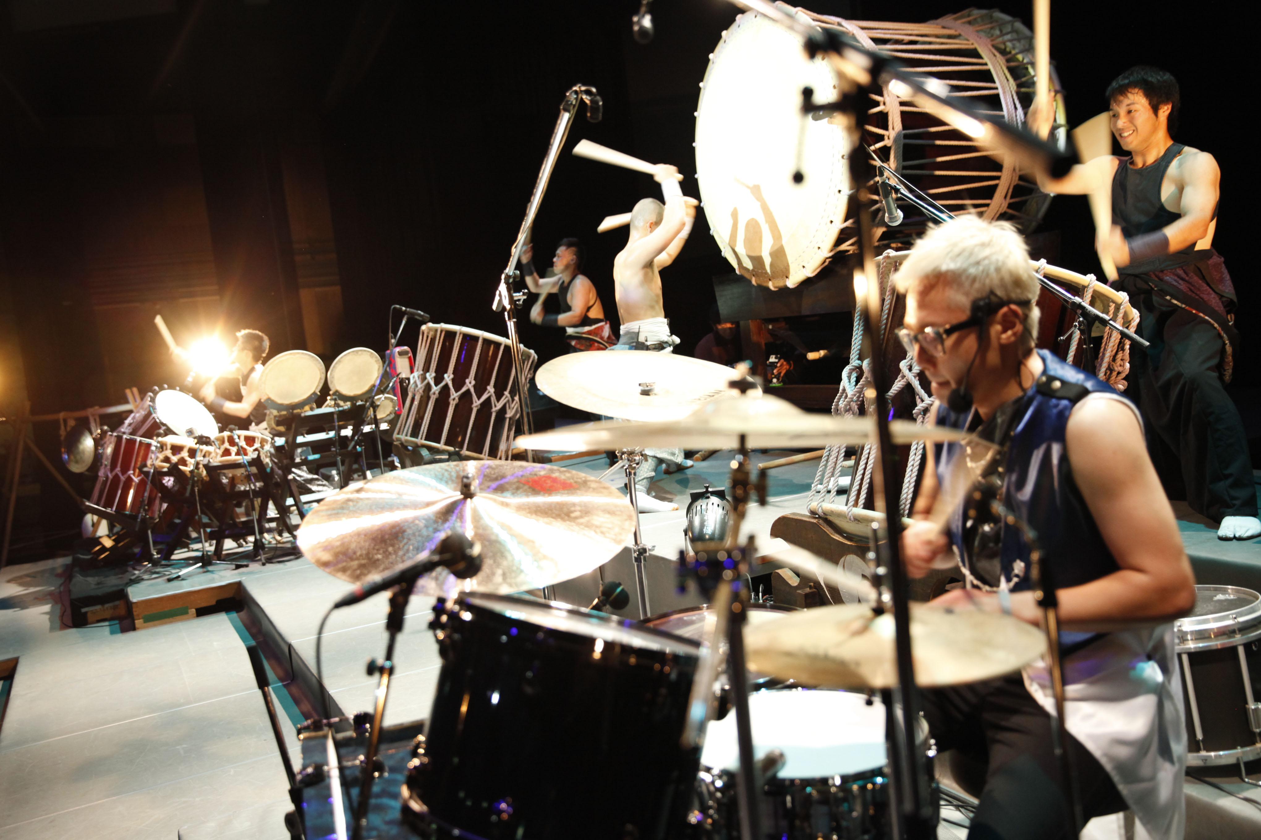 ツネイシみらい財団主催-和太鼓コンサートリハーサル見学・演奏体験イベントを8月7日に開催。参加者募集!
