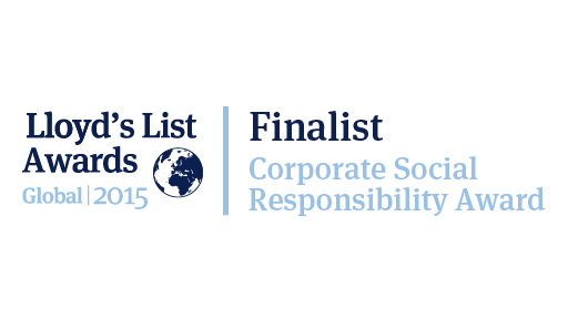 Lloyd's List Global Awards 2015ファイナリスト