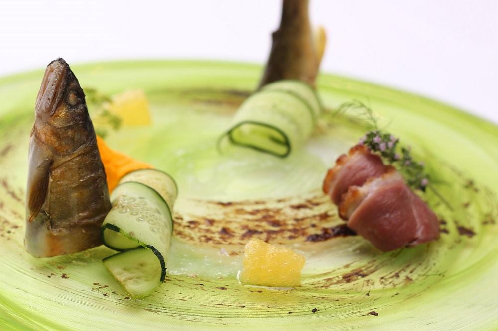 瀬戸内で育まれた味わい深い魚介と野菜(イメージ)