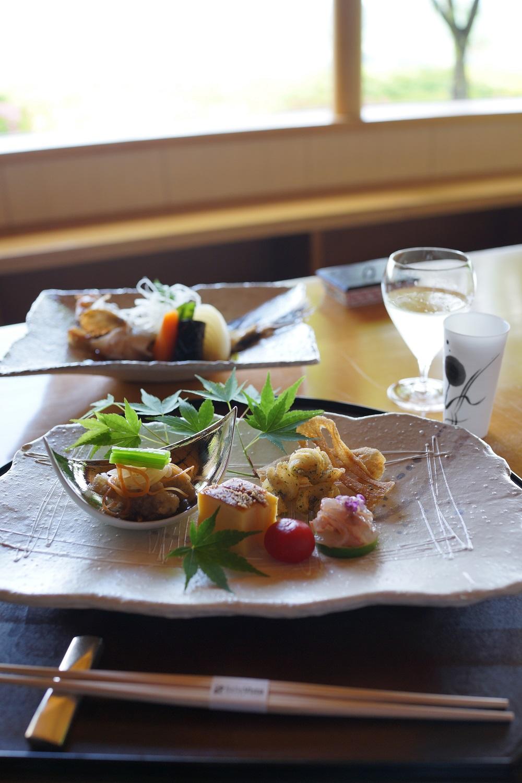 ベラビスタの和会席がグレードアップ、涼風をさそう Japanese Dining SOBO(ソウボウ)盛夏の献立
