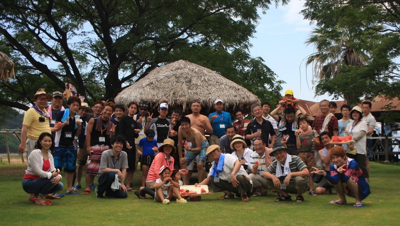 神原ロジスティクス、シーパーク大浜でファミリーデーを開催