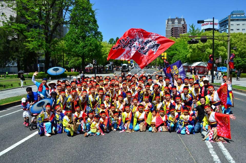 「神勝寺温泉 昭和の湯」大好評の高知フェアによさこい踊りがやってくる!5月22日(日)開催決定!