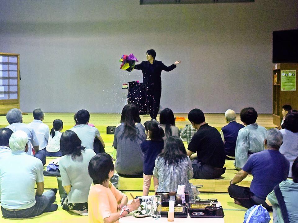 神勝寺温泉 昭和の湯 月に1度のマジックショー大盛況で終了!次回の「THE 3MENS MAGICSHOW」は6月26日(日)開催