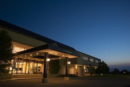 神石高原ホテルの夜
