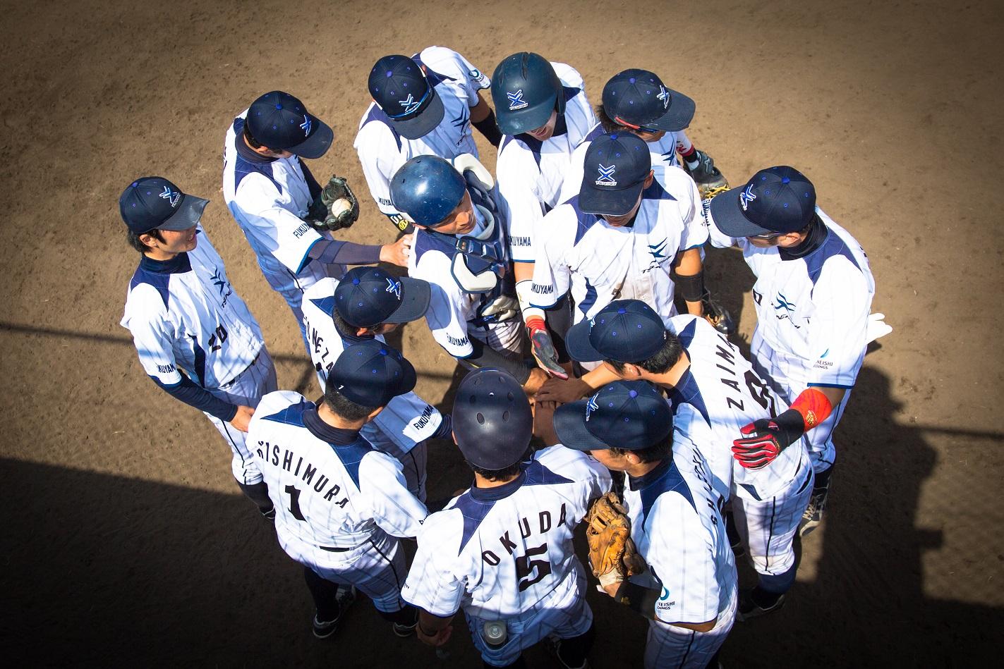 ツネイシ硬式野球部が第55回JABA広島大会に出場!