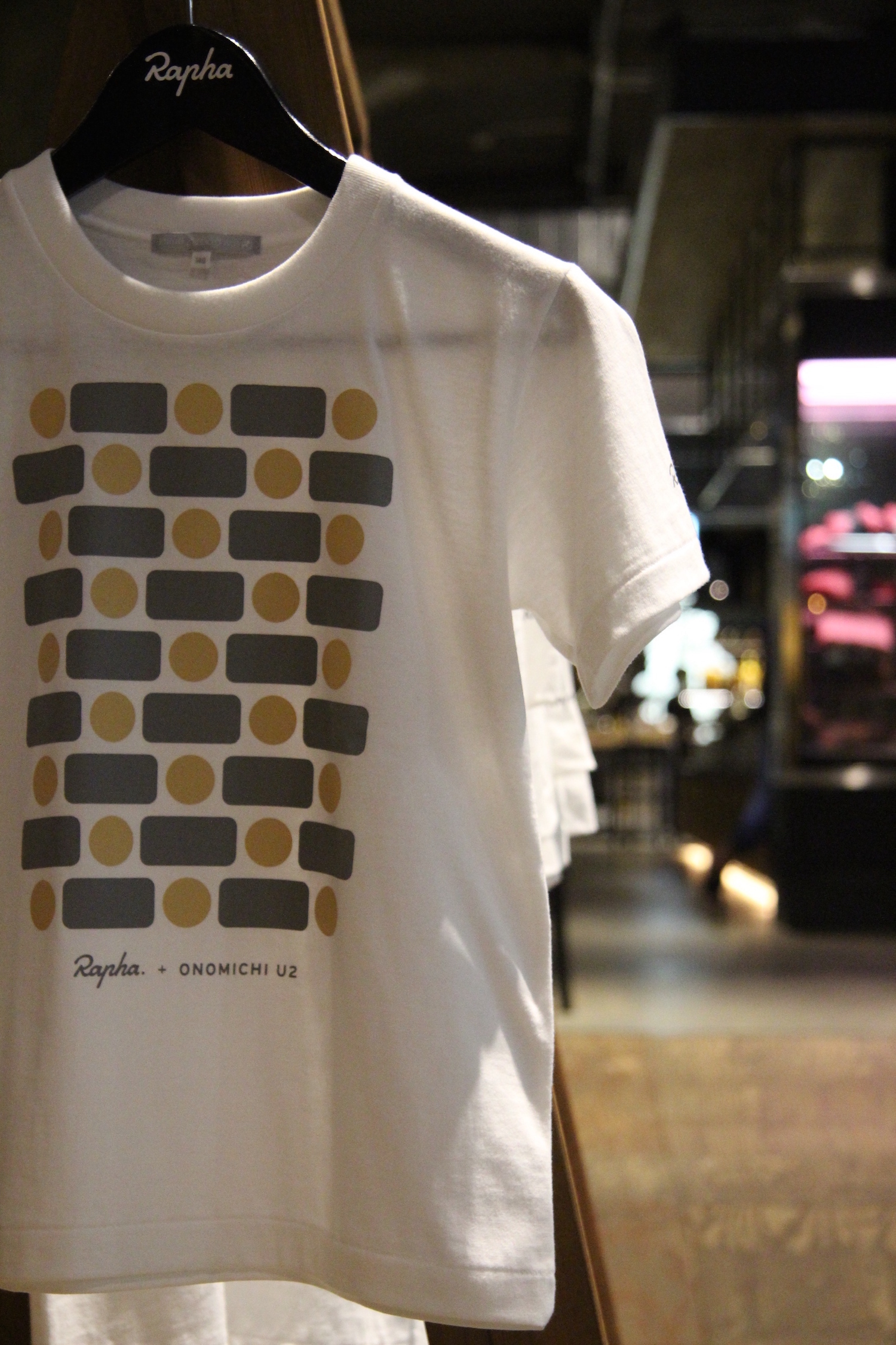 POP UP ONOMICHI U2オリジナルTシャツ