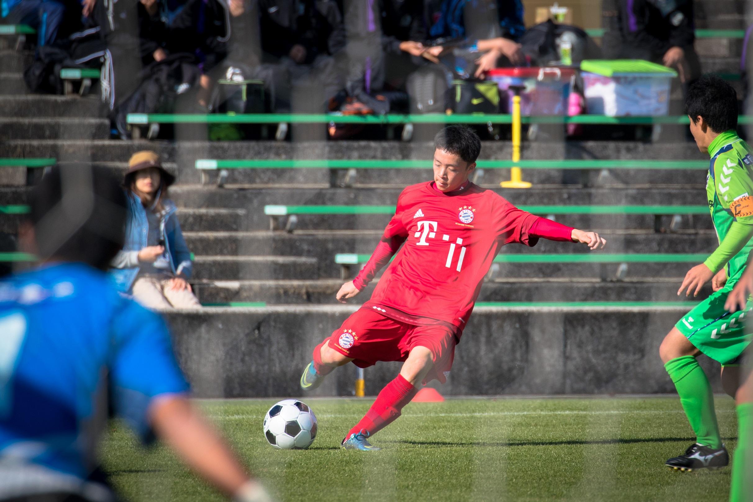 FC バイエルン ツネイシ U-15