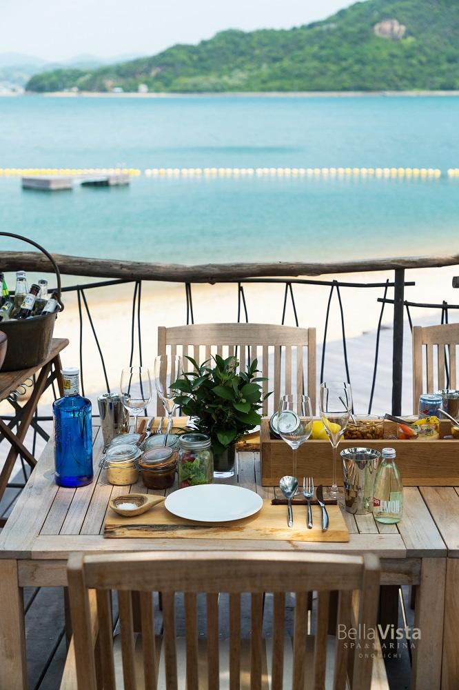7/10 期間限定オープン!海と過ごすオトナの夏休み─ 瀬戸内リゾートのマリンアクティビティ