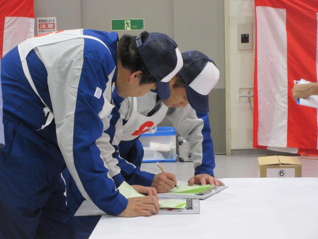 ツネイシCバリューズ 、広島県自動車整備振興会の『第17回自動車整備技能競技大会』で準優勝