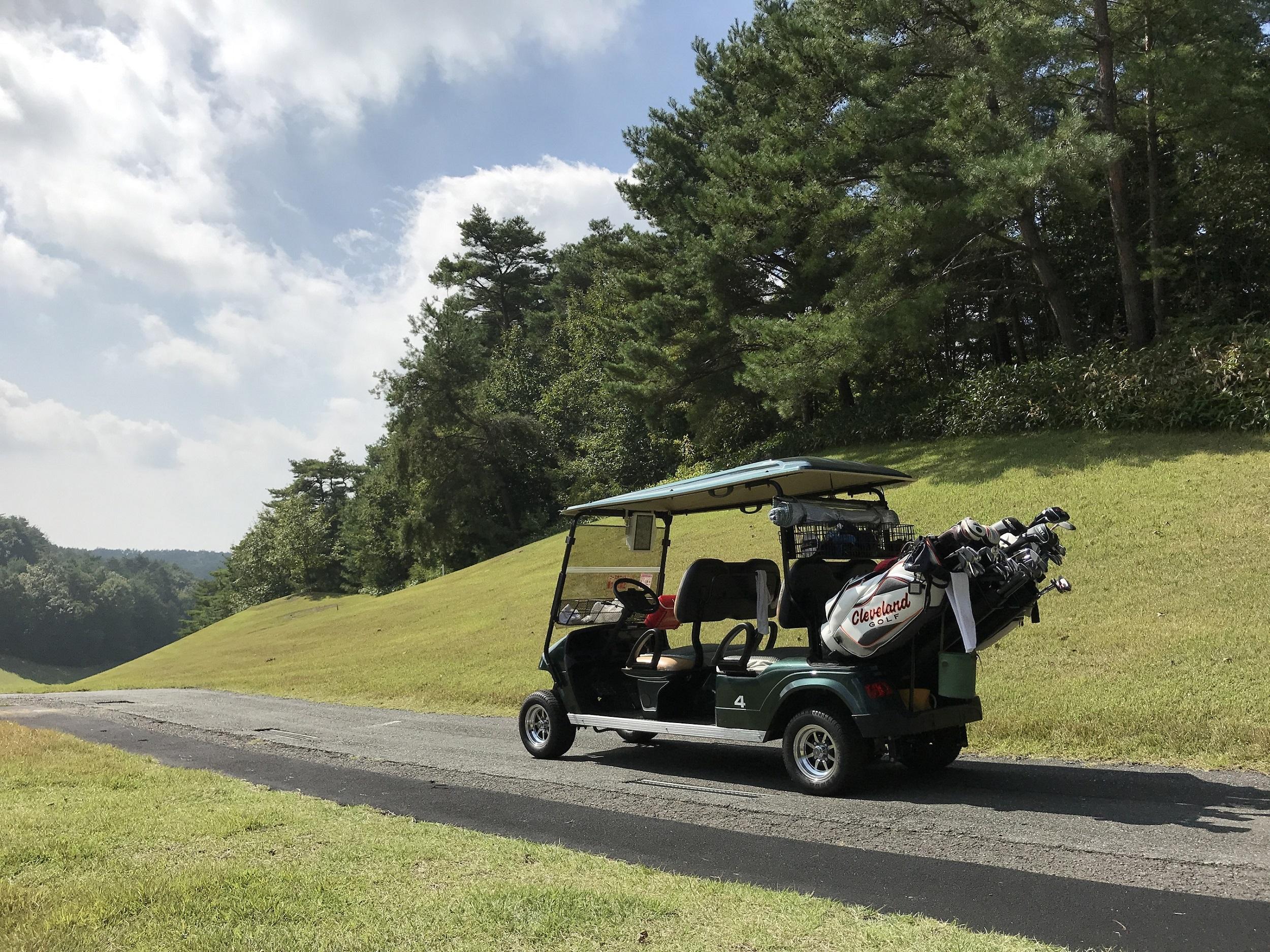 ツネイシCバリューズ ゴルフナビゲーションシステム搭載の自走式EVゴルフカートを開発