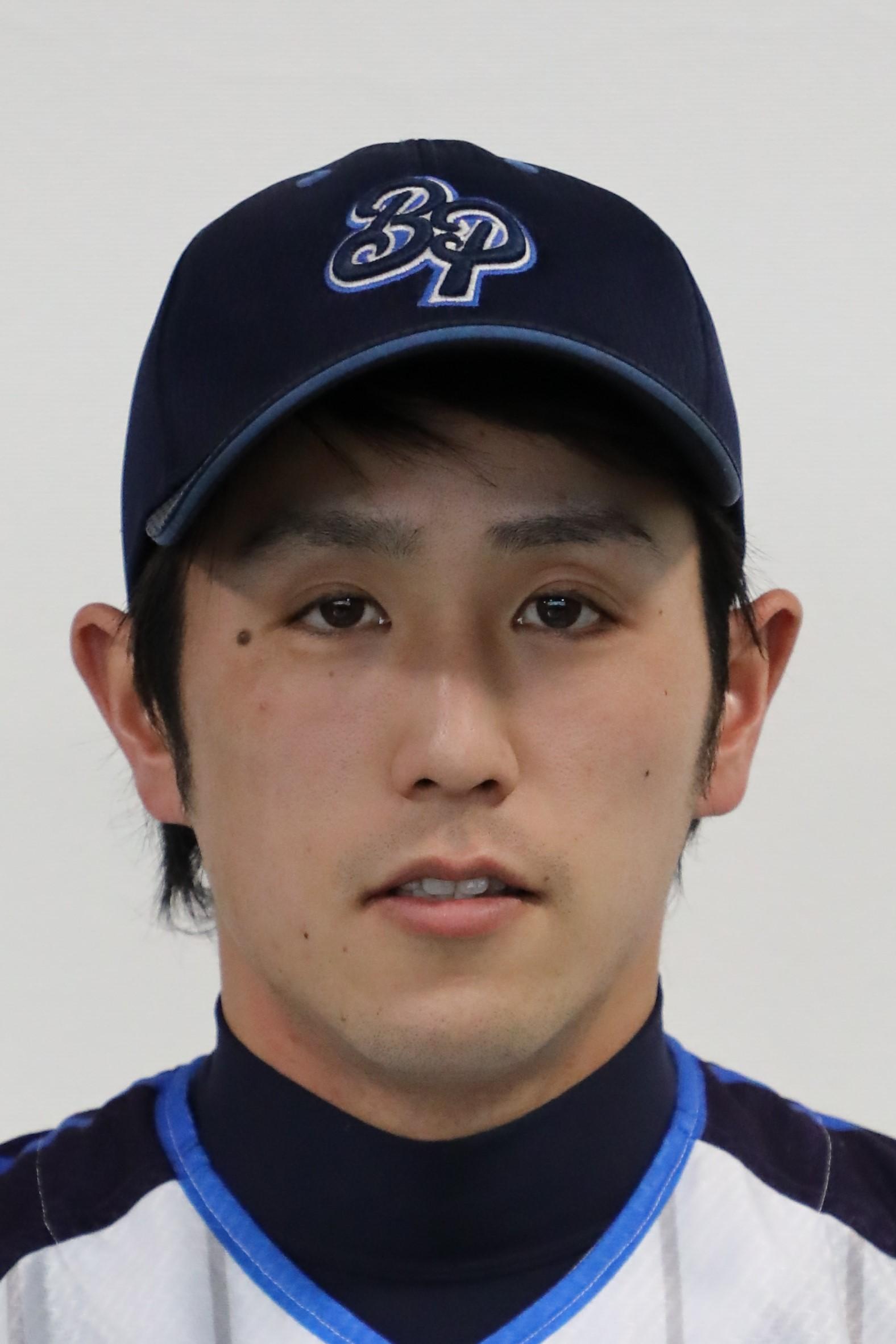 2017年度広島県野球連盟優秀選手に選出された米澤翼選手