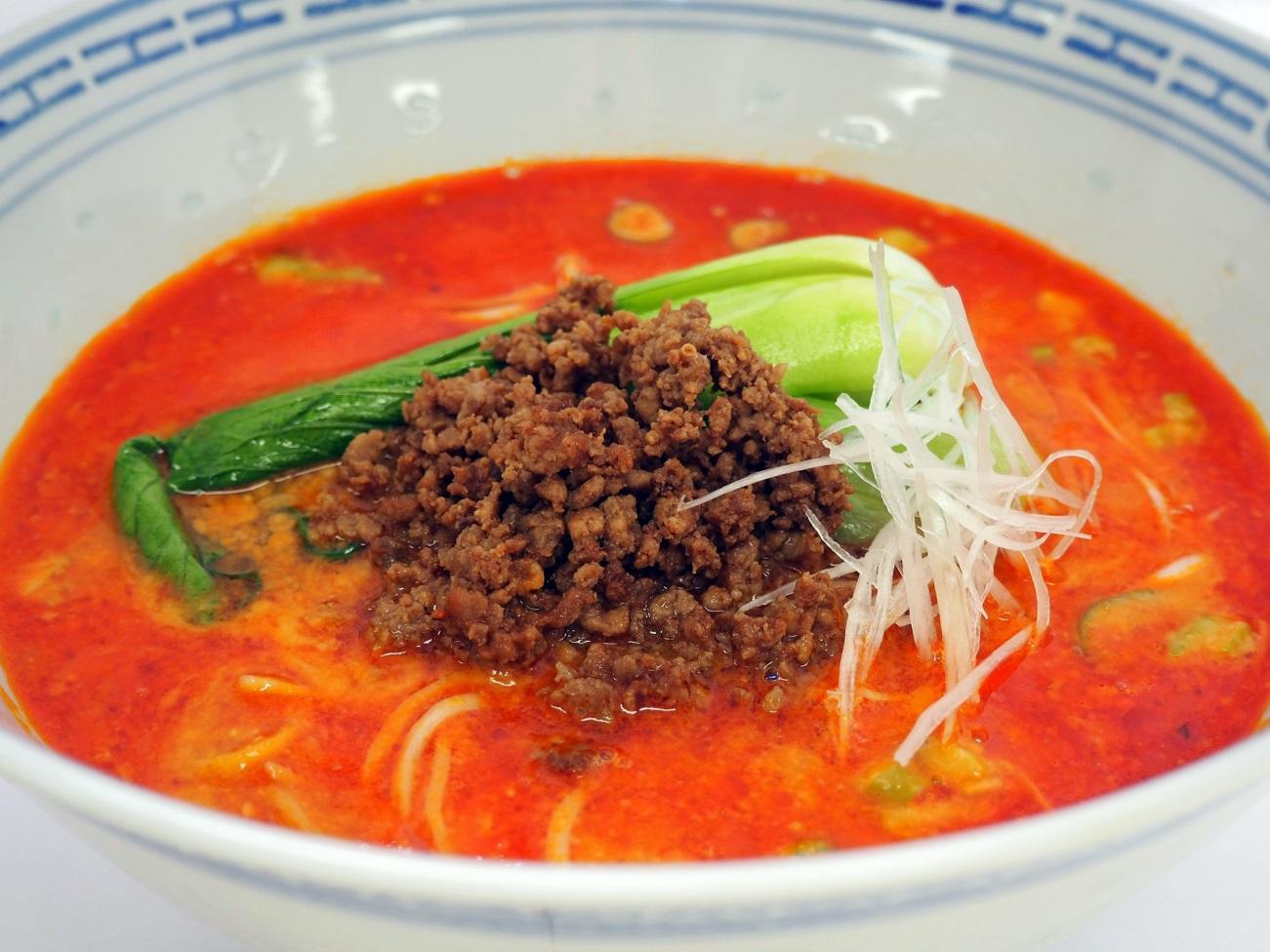 常石ハーバーホテル・リニューアルオープン! 担々麵をはじめとする東京青山の中華の名店「青山日比谷園」の味が登場!