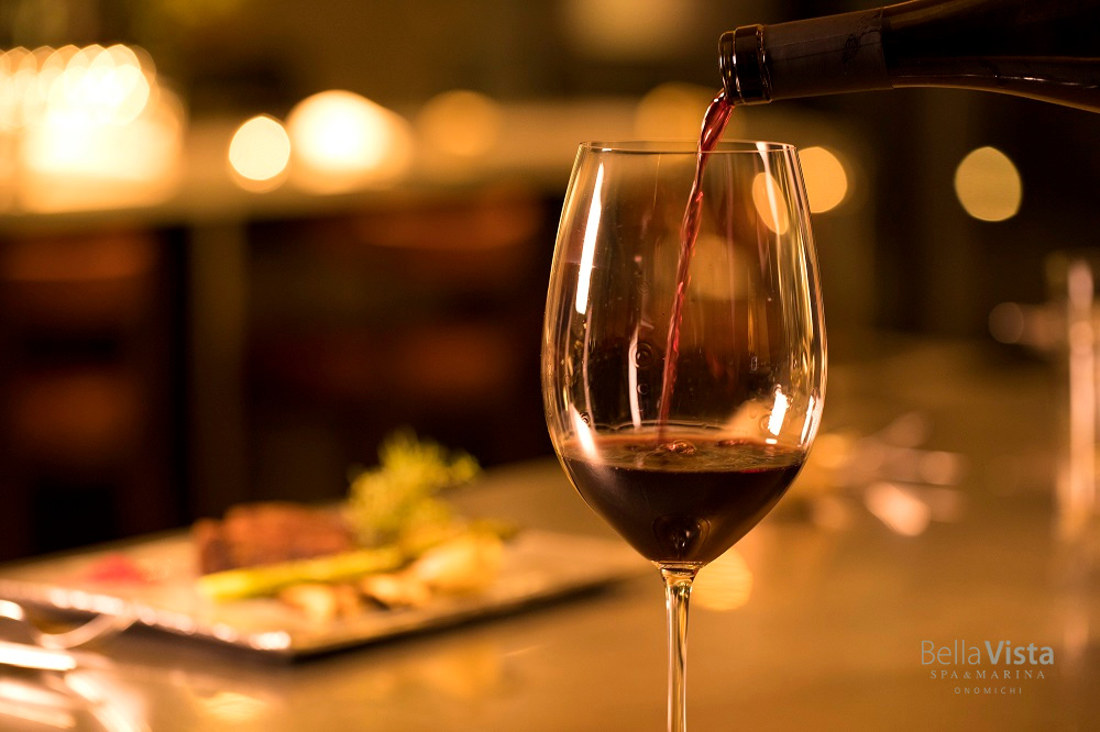 世界のワイン×エレテギア夢のハーモニー