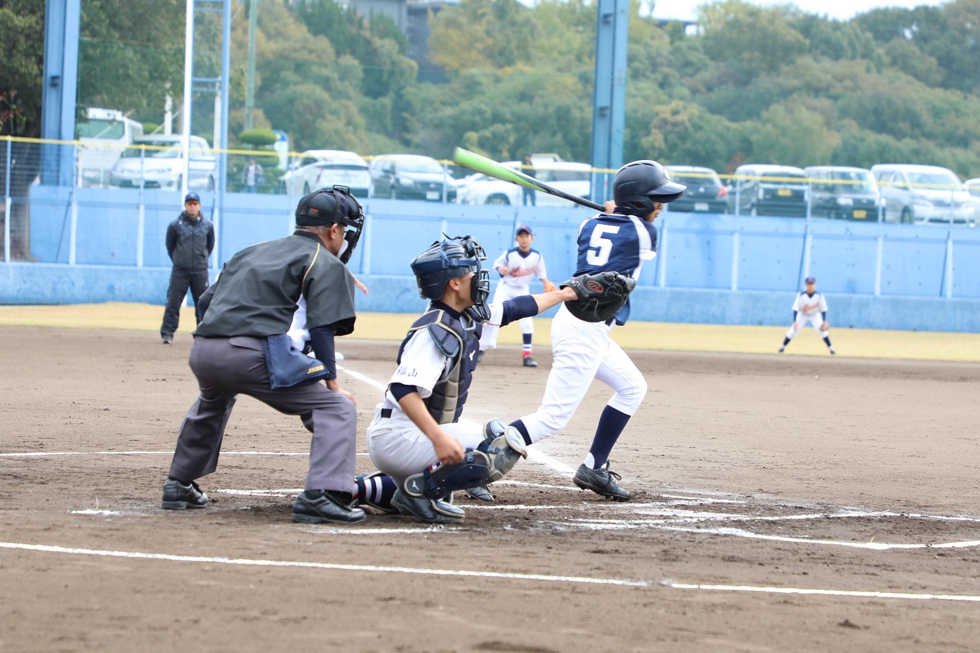 常石鉄工 第12回ツネイシホールディングス旗野球大会を開催 ~福山市内の中学生野球チーム8チームが出場~