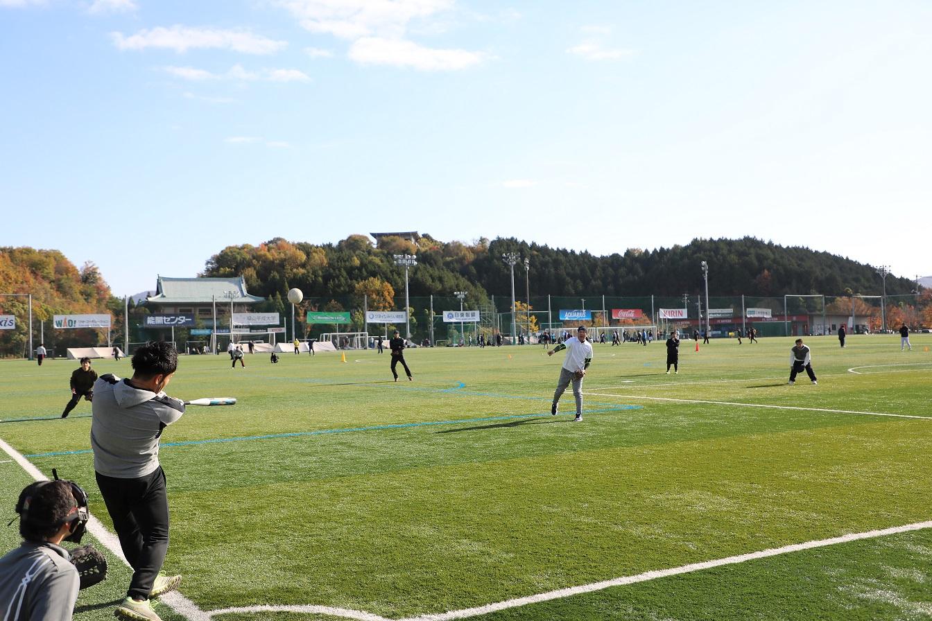 常石グループ ソフトボール大会を開催