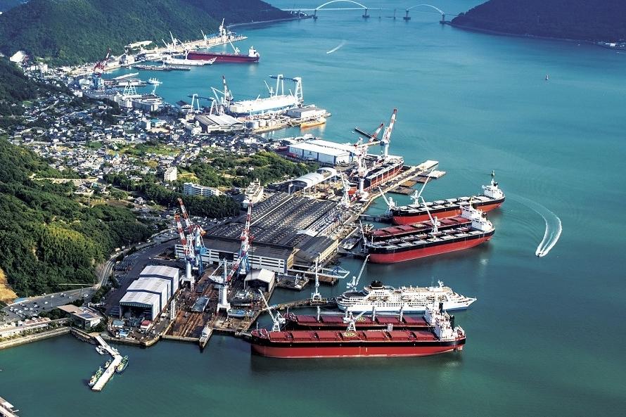 【常石造船】 2020年度新卒採用、エントリー受付を開始しました