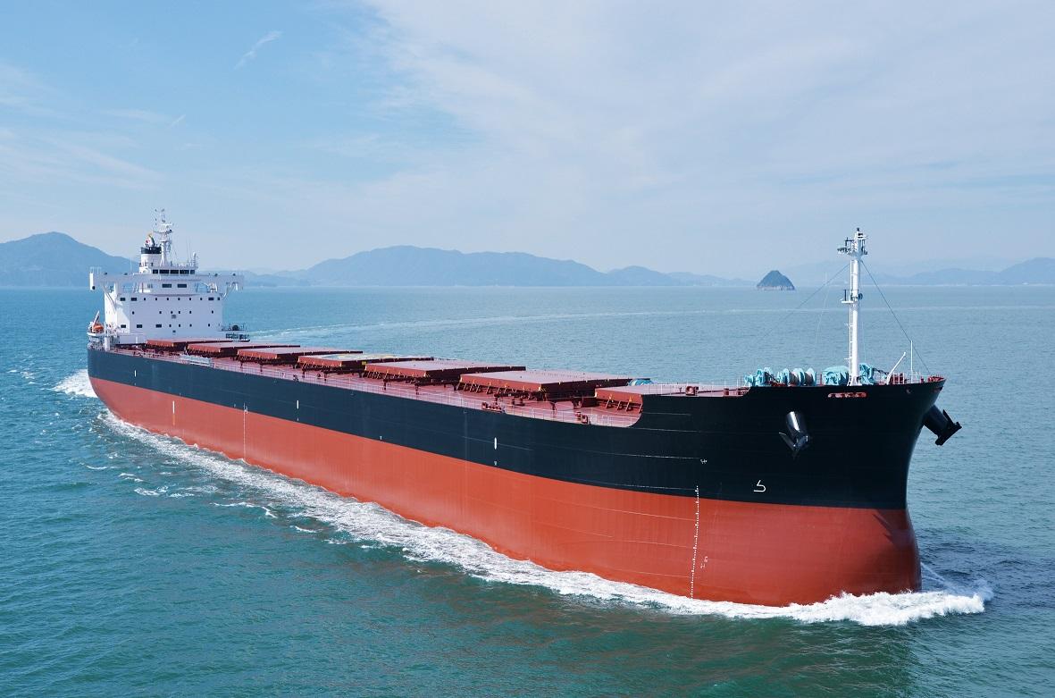 常石造船のベストセラー 「カムサマックス」