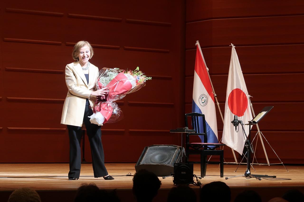 ツネイシ財団 日本・パラグアイ外交関係樹立100周年記念コンサートを助成