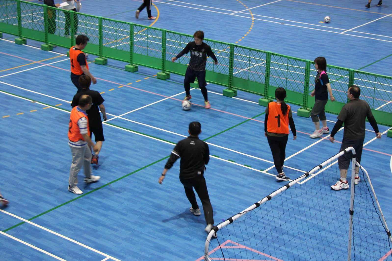 常石グループ 2019年度春季スポーツ大会を開催 ~ウォーキングサッカーを通じて交流を深める~